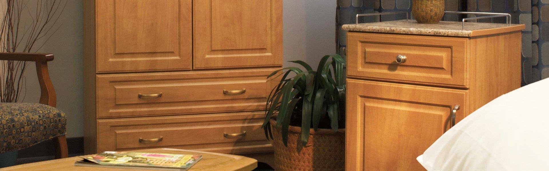 Corilam Dresser setting